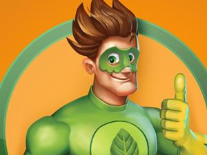 Der Grüne Held