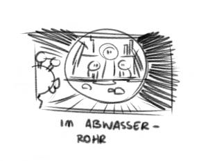 Thumbnails für eine Illustration