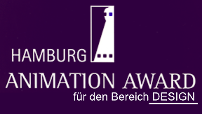 logo hamburger animation award