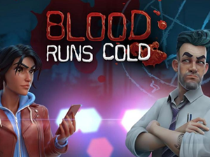 Blood runs cold Mobile Hidden Object Game